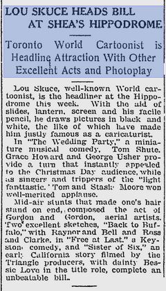 Toronto World Dec. 26, 1916
