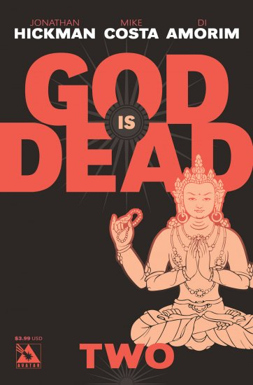 God is Dead cover #2