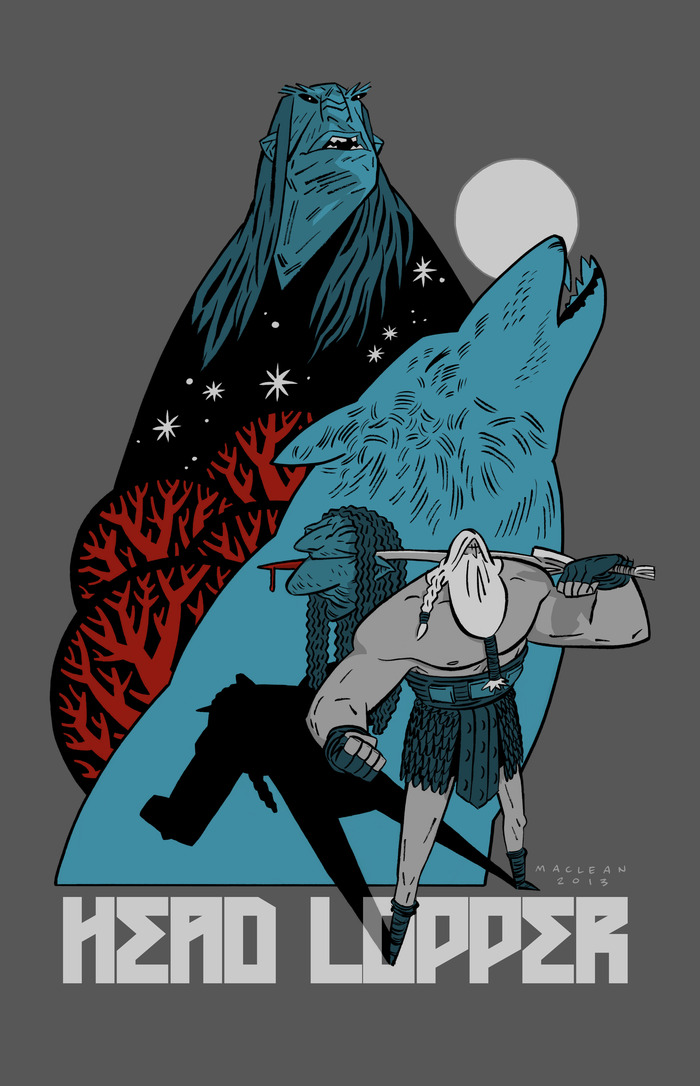 Campaign of the Week: 'Head Lopper 2'
