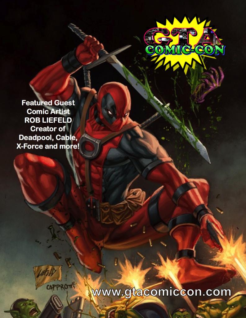 GTA Comic Con a positive addition to T.O. comic scene