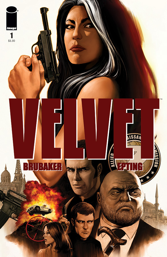 Review: Velvet Vol 1