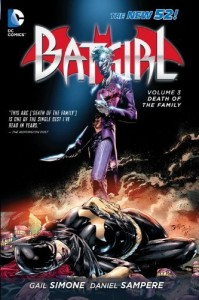 Batgirl Death of the Family