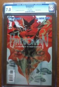 Batwoman $50