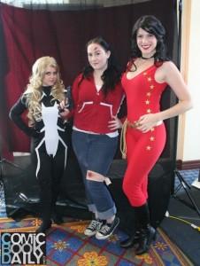 Geek X Girls - Gina, Roxy Lee, Gillykins