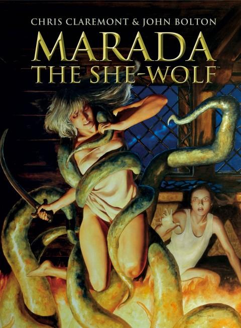 Marada The She-Wolf cover