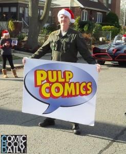 Niagara Falls Santa Claus Parade Pulp Comics