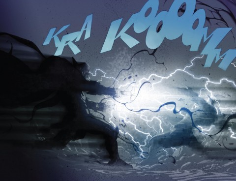 Thor God of Thunder Interior 3