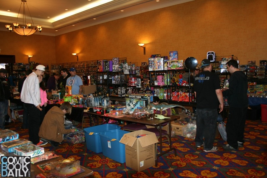 Canadian ToyCon – November 2013 Show