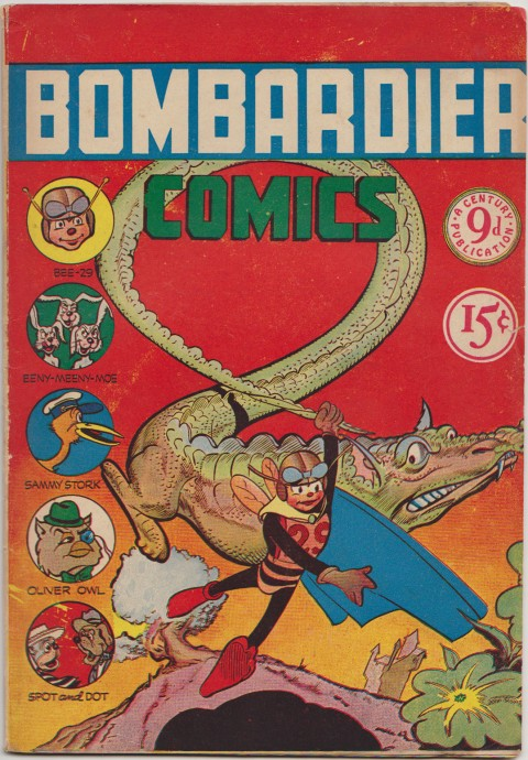 Bombadier Comics No. 1