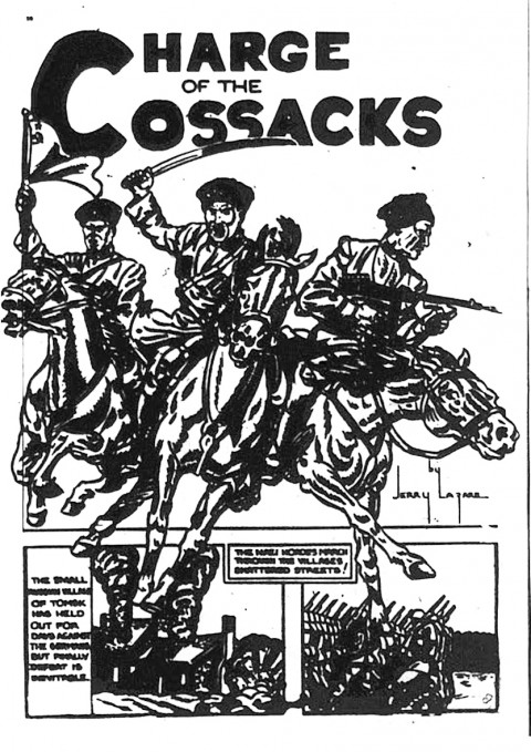 Charge of the Cossacks from Trimph 20