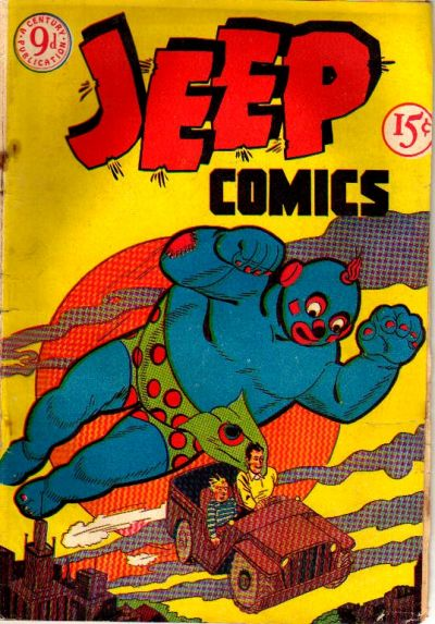 Jeep Comics No. 2