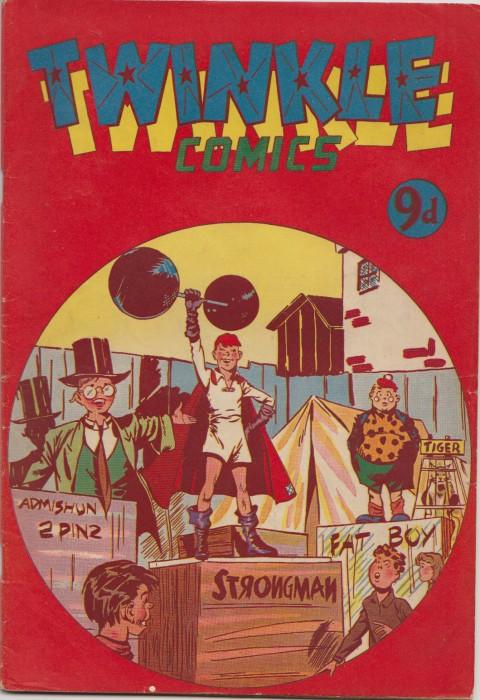 Twinkle Comics nn.