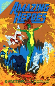 x factor amazing heroes 83
