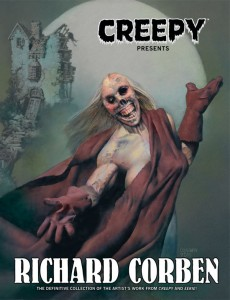 Creepy Presents Richard Corben cover