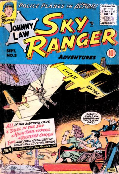 Johnny Law, Sky Ranger No. 3