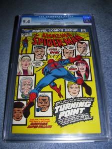 Amazing Spider-Man issue 121 9.4