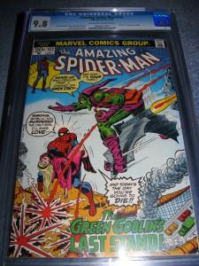 Amazing Spider-Man issue 122 9.8