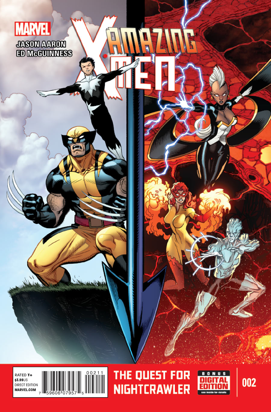 YW2? – Amazing X-Men #2