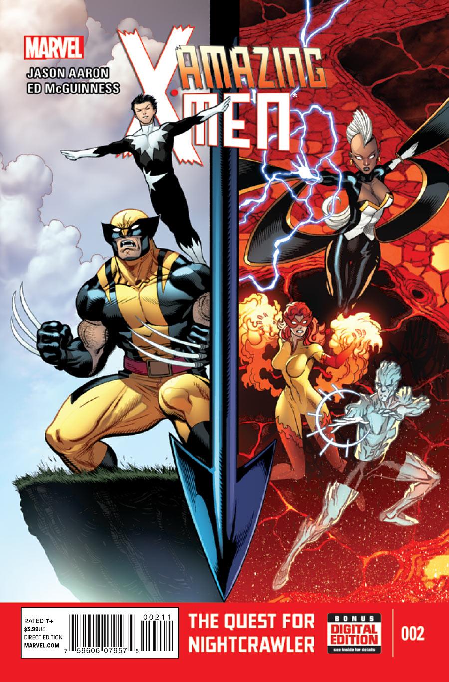 YW2? – Amazing X-Men #2