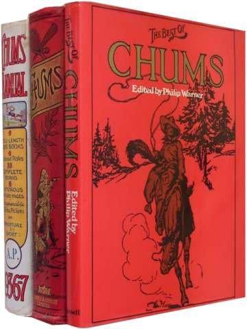 Cums Annuals