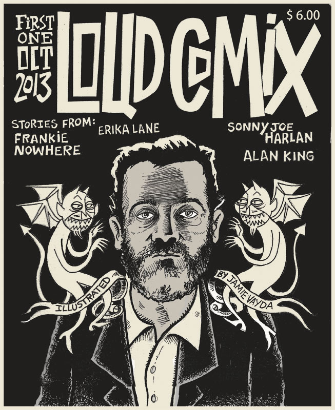 Review | Loud Comix #1
