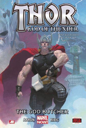Thor God Of Thunder Vol 1 cover