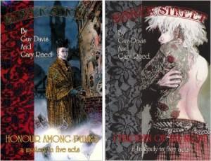 Baker Street, Caliber trade covers