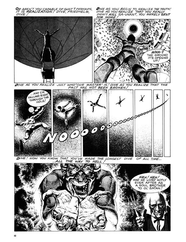 Creepy Presents Richard Corben page 6