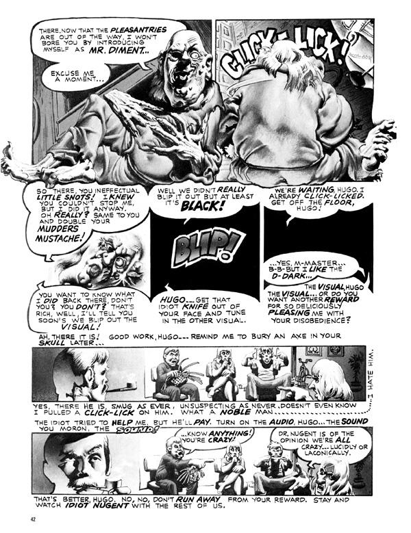 Creepy Presents Richard Corben page 8