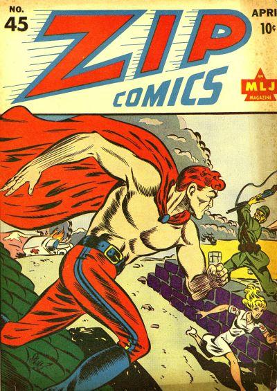 Zip Comics 45