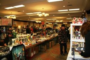 Burlington Toy Show