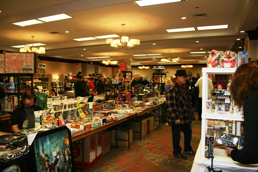 Burlington Toy Show – January 2014