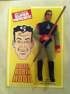 Mego Rocket Robin Hood