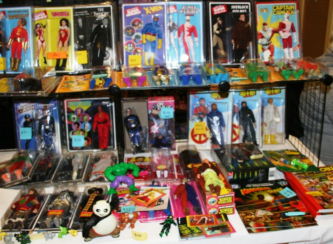 Ontario Collectors Con – January 2014