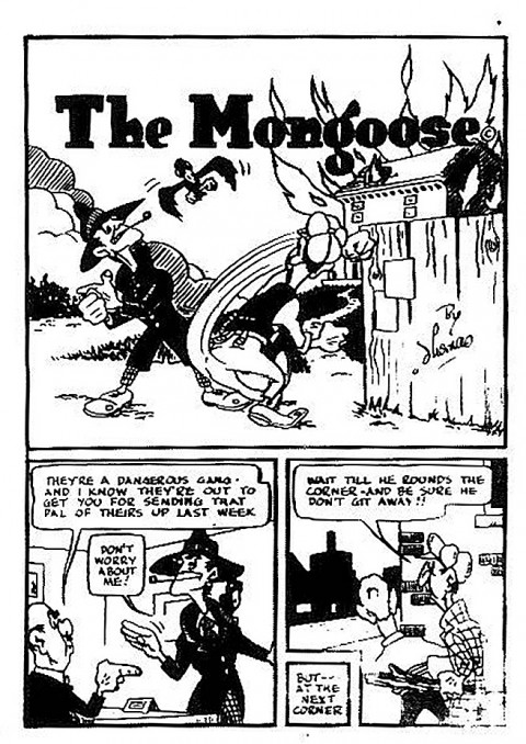 The Mongoose from Joke 26