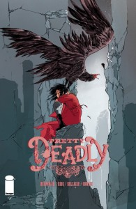 Pretty Deadly #3 cover