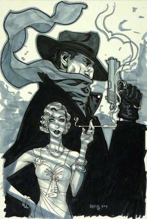 Shadow commission by Tony Harris