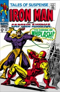 Tales Of Suspense issue 97 cover