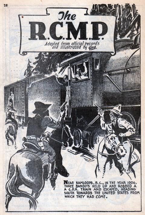 Canadian Heroes Vol. 5 No. 2 (April 1945) p. 28