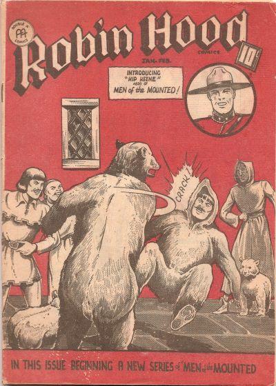 Robin Hood Comics Vol. 2 No. 12