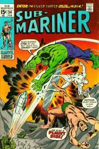 submariner 34 cover