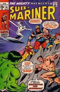 submariner 35 cover