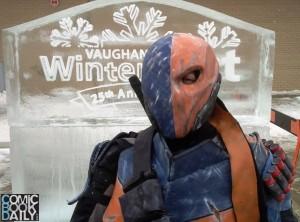 Deathstroke Vaughan Winterfest