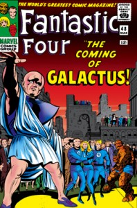 Fantastic Four issue 48 cover