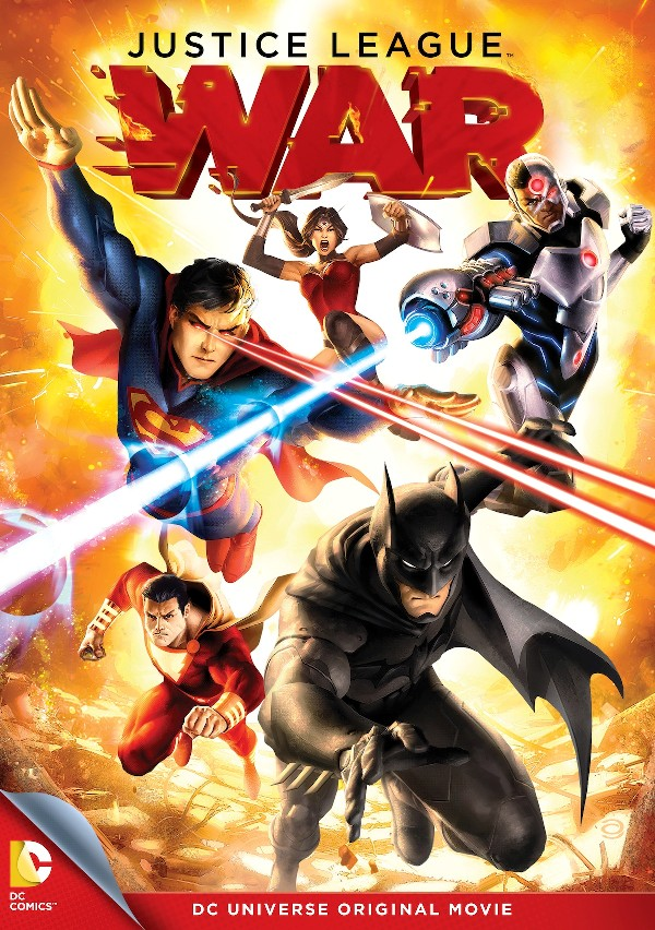 Review | Justice League: War
