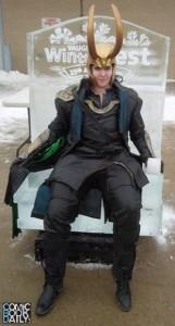 Loki Vaughan Winterfest
