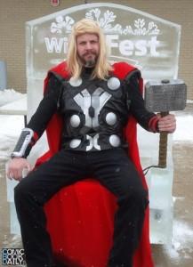 Thor Vaughan Winterfest