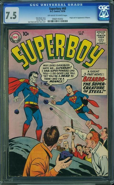 ah 83 superboy 68