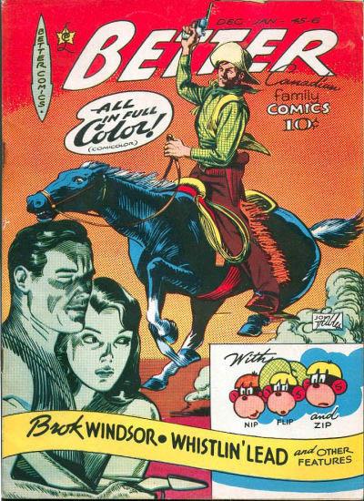 Better Comics Vol. 7 No. 3