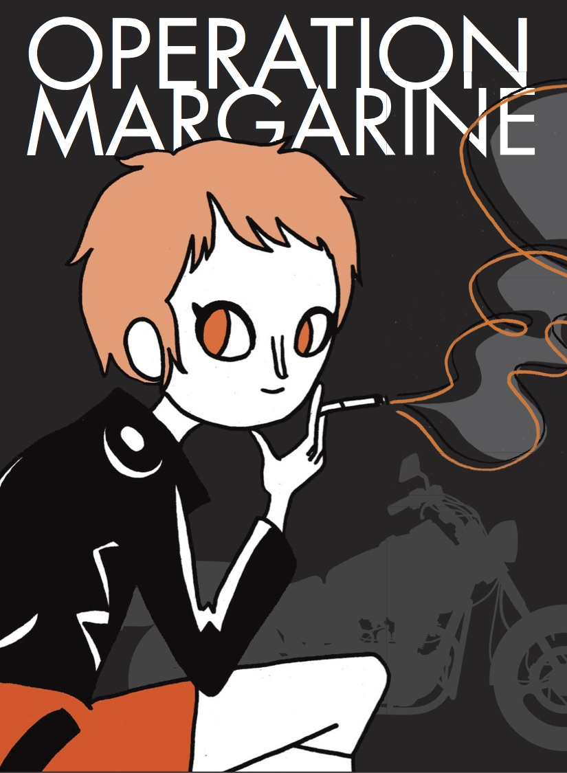 Review | Operation Margarine #1-4